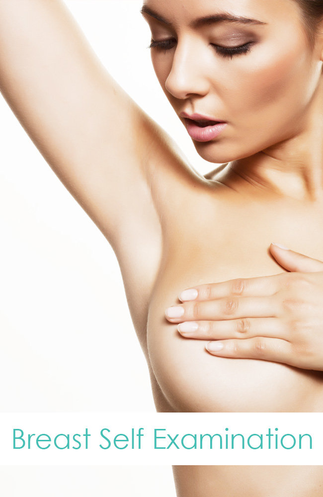 breast examination what to look for