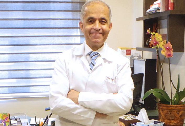Who Is Dr. Husam Shaban?